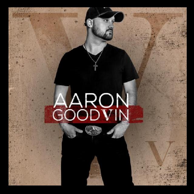 Aaron Goodvin CD- V